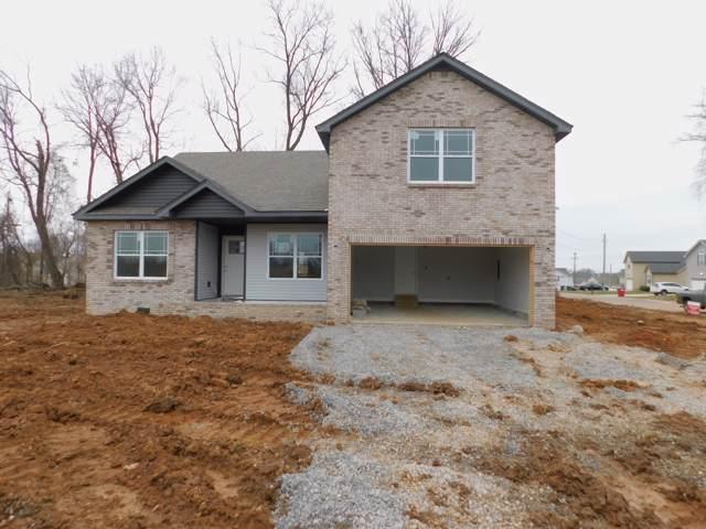 1201 Elizabeth Lane, Clarksville, TN 37042 (MLS #RTC2101910) :: The Miles Team | Compass Tennesee, LLC