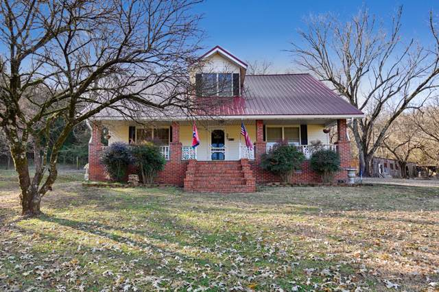 27 Bee Spring Rd, Dellrose, TN 38453 (MLS #RTC2102040) :: Nashville on the Move
