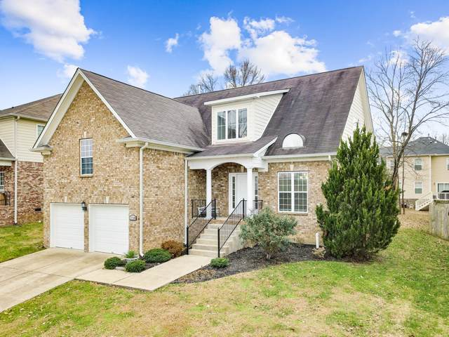 3718 Montgomery Way, Smyrna, TN 37167 (MLS #RTC2102670) :: Katie Morrell / VILLAGE