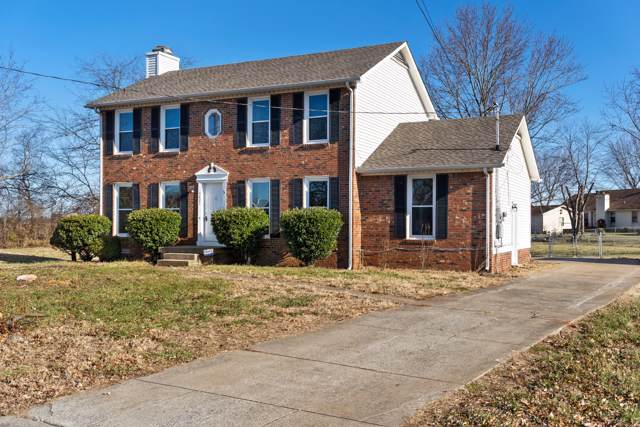 3421 Minor Dr, Clarksville, TN 37042 (MLS #RTC2102762) :: RE/MAX Homes And Estates