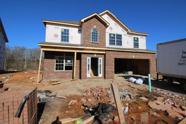 109 The Groves At Hearthstone, Clarksville, TN 37040 (MLS #RTC2103024) :: HALO Realty