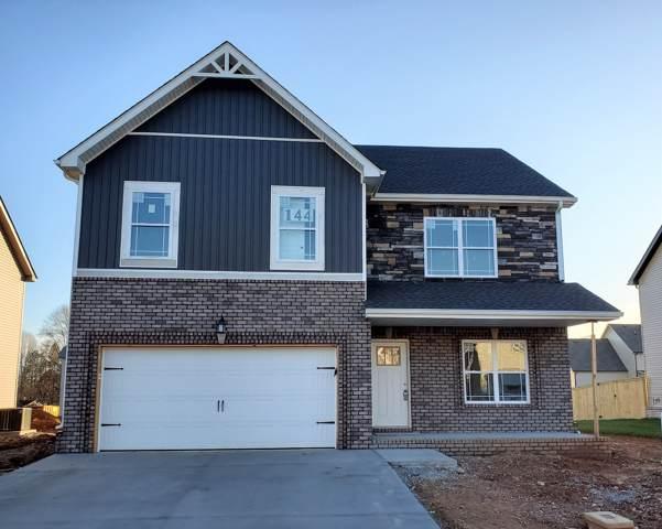 1144 Christian James Court, Clarksville, TN 37043 (MLS #RTC2103159) :: Village Real Estate