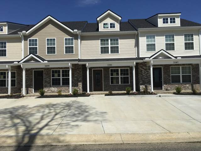 17 Unit 17 Downstream, Ashland City, TN 37015 (MLS #RTC2103287) :: John Jones Real Estate LLC