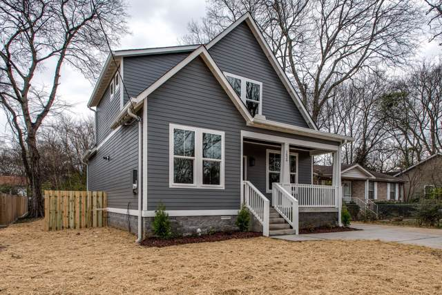 1626 25Th Ave N N, Nashville, TN 37208 (MLS #RTC2103574) :: The Justin Tucker Team - RE/MAX Elite