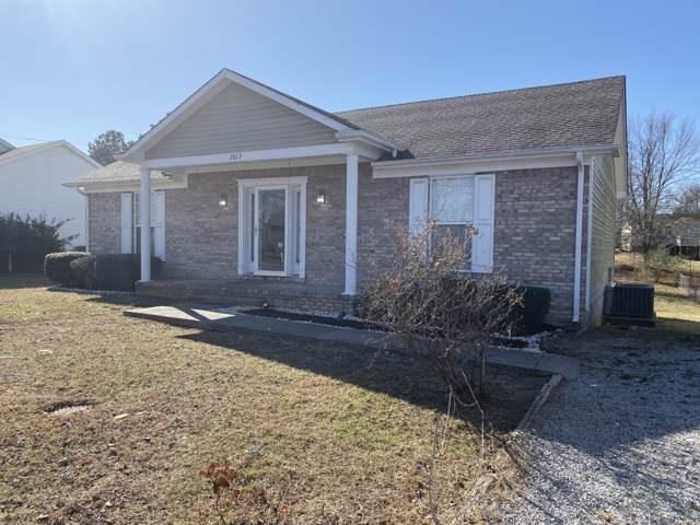 2613 Queen Anne Ct, Springfield, TN 37172 (MLS #RTC2103613) :: John Jones Real Estate LLC