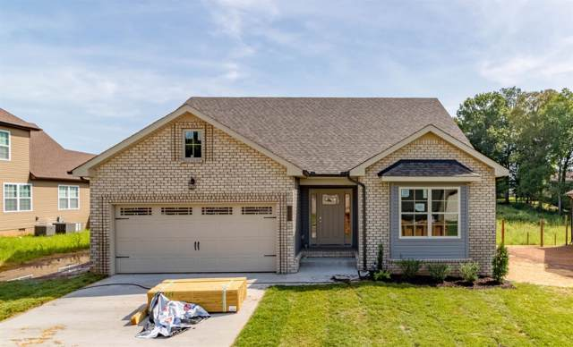 1200 Elizabeth Lane, Clarksville, TN 37042 (MLS #RTC2104190) :: Village Real Estate