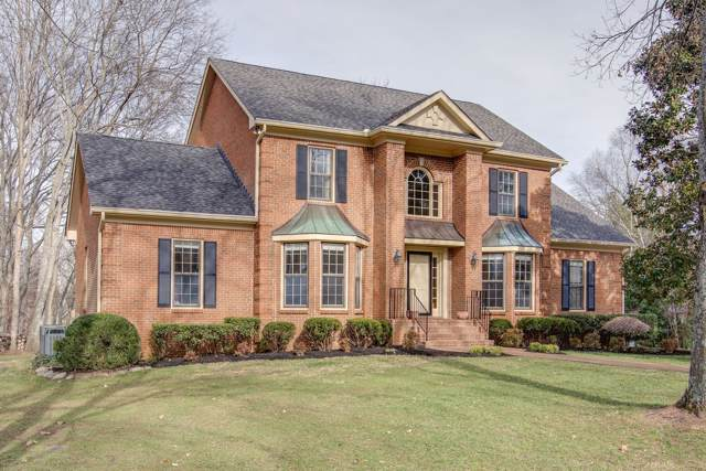 9314 Navaho Dr, Brentwood, TN 37027 (MLS #RTC2104277) :: The Miles Team | Compass Tennesee, LLC