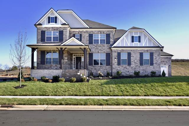 1013 Cumberland Valley Dr-1258, Franklin, TN 37064 (MLS #RTC2104410) :: Ashley Claire Real Estate - Benchmark Realty