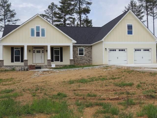 146 Eagle Ridge, Summertown, TN 38483 (MLS #RTC2104592) :: HALO Realty