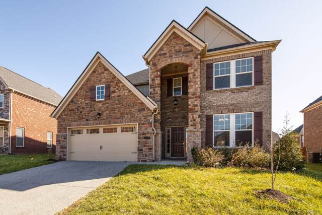 5043 Napoli Dr, Mount Juliet, TN 37122 (MLS #RTC2105341) :: Katie Morrell / VILLAGE