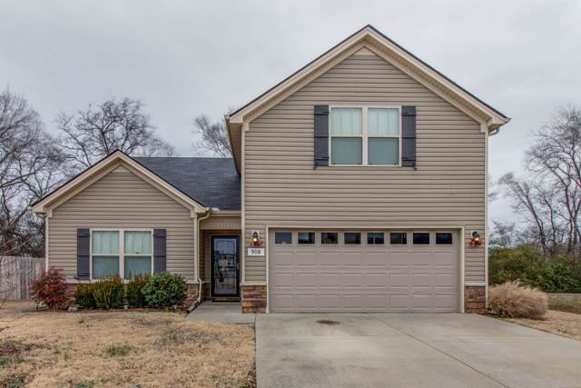 908 Caveat Cir, Smyrna, TN 37167 (MLS #RTC2105529) :: Village Real Estate