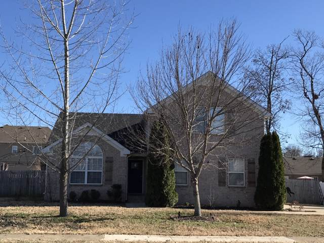 2025 Saint Andrews Dr, Murfreesboro, TN 37128 (MLS #RTC2105653) :: RE/MAX Homes And Estates