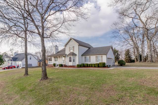 3512 Sunbelt Dr, Clarksville, TN 37042 (MLS #RTC2105727) :: The Matt Ward Group