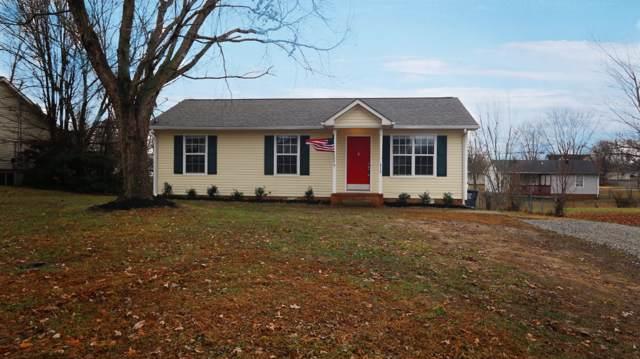 813 Washington Ave, Oak Grove, KY 42262 (MLS #RTC2105972) :: Village Real Estate