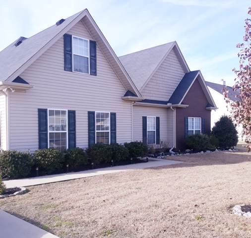 1101 Starhurst Dr, Murfreesboro, TN 37128 (MLS #RTC2105993) :: Village Real Estate