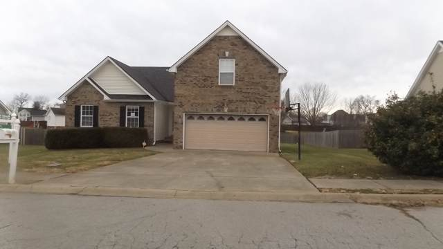 3933 Gaine Dr, Clarksville, TN 37040 (MLS #RTC2106114) :: Nashville on the Move