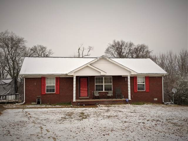 168 Hawthorne Rd, Pulaski, TN 38478 (MLS #RTC2106243) :: Village Real Estate