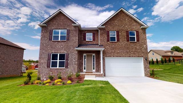 2305 Oakforest Way, Mount Juliet, TN 37122 (MLS #RTC2106319) :: Berkshire Hathaway HomeServices Woodmont Realty