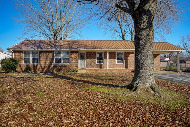 708 5th St, Lawrenceburg, TN 38464 (MLS #RTC2106324) :: Village Real Estate