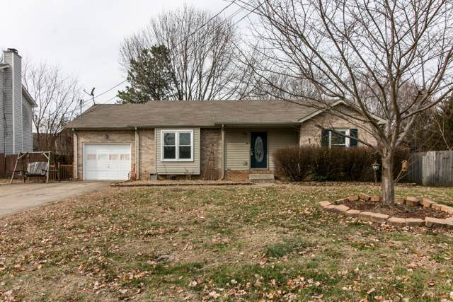 1067 Biltmore Pl, Clarksville, TN 37042 (MLS #RTC2106723) :: The Group Campbell powered by Five Doors Network