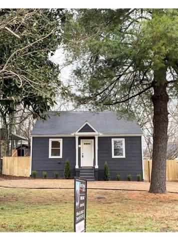 915 West Ave, Nashville, TN 37206 (MLS #RTC2106884) :: REMAX Elite