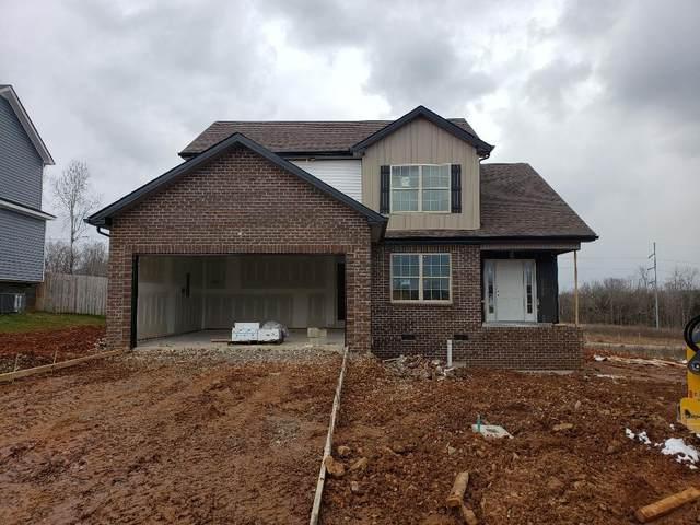768 Crestone Ln (Lot 125), Clarksville, TN 37042 (MLS #RTC2108127) :: REMAX Elite