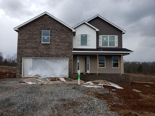 776 Crestone Ln (Lot 127), Clarksville, TN 37042 (MLS #RTC2108140) :: REMAX Elite
