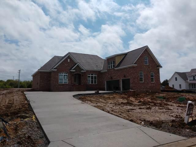 1300 Von Hallen Drive, Murfreesboro, TN 37129 (MLS #RTC2109119) :: Felts Partners