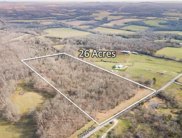 0 Webb Rd, College Grove, TN 37046 (MLS #RTC2109893) :: DeSelms Real Estate