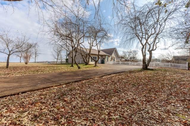 1100 W Grab Creek Rd, Dickson, TN 37055 (MLS #RTC2109933) :: Katie Morrell   Compass RE