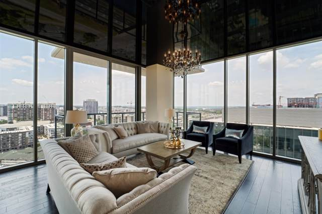 1212 Laurel St #2015 #2015, Nashville, TN 37203 (MLS #RTC2110447) :: CityLiving Group