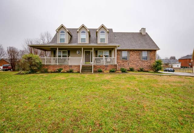 309 Winston Dr, White House, TN 37188 (MLS #RTC2110614) :: Christian Black Team