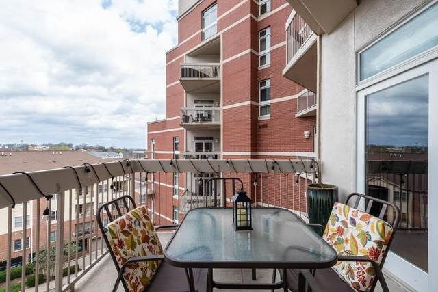 110 31St Ave N Apt 608 #608, Nashville, TN 37203 (MLS #RTC2110757) :: The Milam Group at Fridrich & Clark Realty