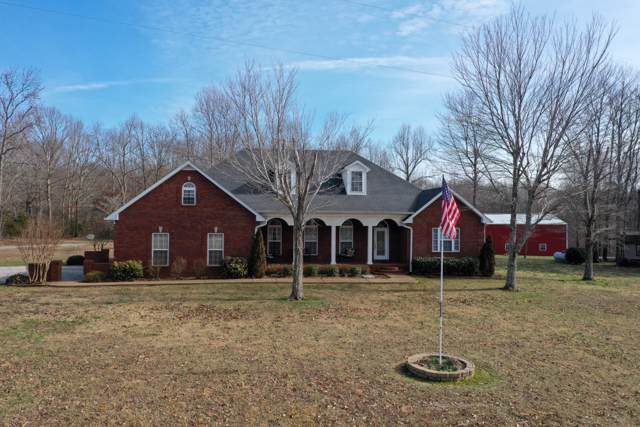 1292 Smiley Troutt Rd, Bethpage, TN 37022 (MLS #RTC2111992) :: The Justin Tucker Team - RE/MAX Elite