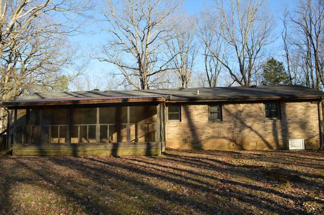 1020 Sherwood Road, Sewanee, TN 37375 (MLS #RTC2112396) :: The Adams Group