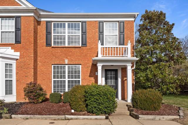 601 Old Hickory Blvd #79, Brentwood, TN 37027 (MLS #RTC2113849) :: REMAX Elite