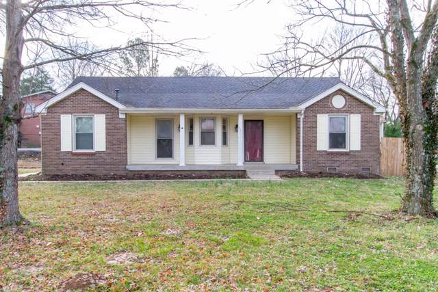 343 Benita Drive, Nashville, TN 37211 (MLS #RTC2114378) :: The Easling Team at Keller Williams Realty
