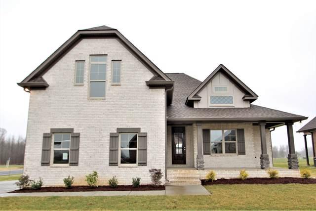 1444 Hereford Blvd. #40, Clarksville, TN 37043 (MLS #RTC2114399) :: REMAX Elite