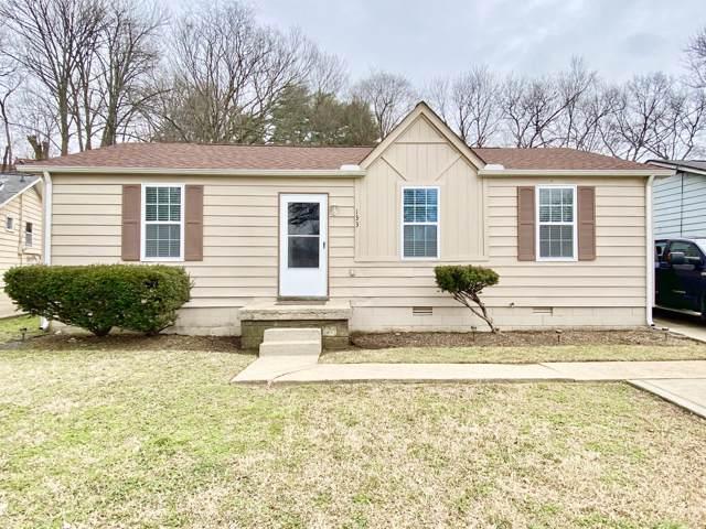 133 Lanewood Ct, Nashville, TN 37211 (MLS #RTC2114452) :: Village Real Estate