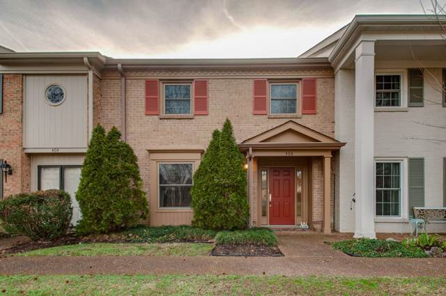 406 Plantation Ct, Nashville, TN 37221 (MLS #RTC2114539) :: The Miles Team | Compass Tennesee, LLC