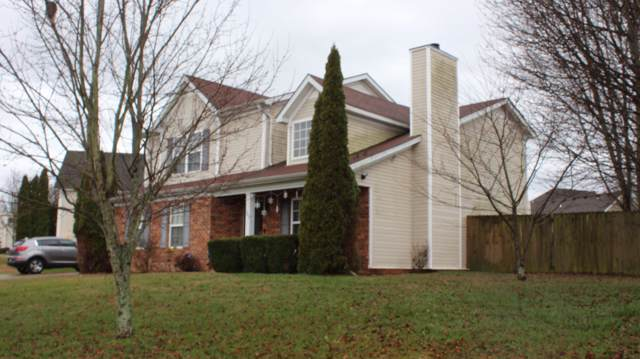 1899 Portway Rd, Spring Hill, TN 37174 (MLS #RTC2115406) :: RE/MAX Homes And Estates