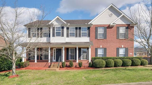1221 Banbury Row, Brentwood, TN 37027 (MLS #RTC2115826) :: Nashville on the Move