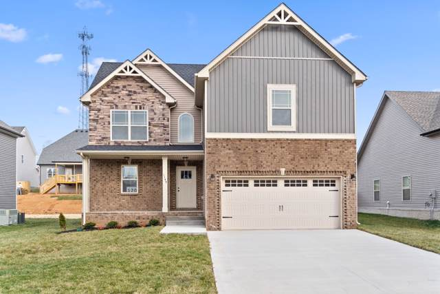 120 Locust Run, Clarksville, TN 37043 (MLS #RTC2116113) :: CityLiving Group