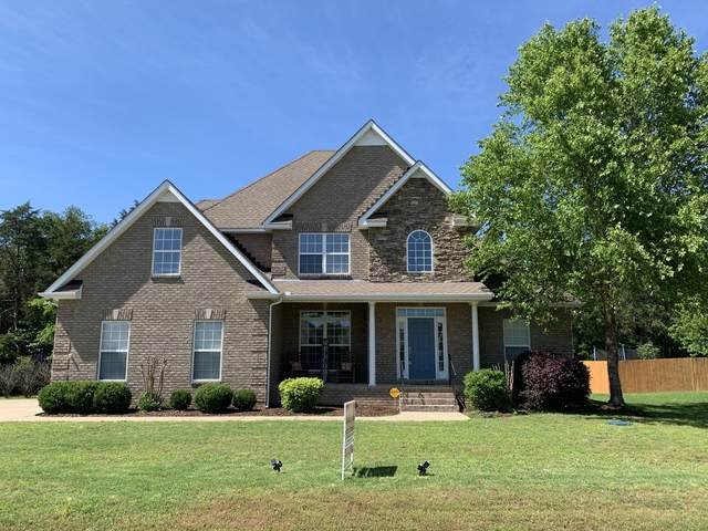 4321 Whirlaway Dr, Murfreesboro, TN 37127 (MLS #RTC2116189) :: Nashville on the Move