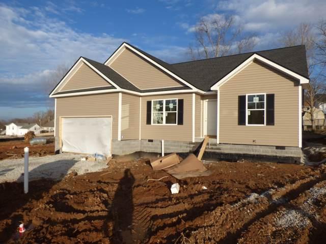 552 Woodtrace Dr, Clarksville, TN 37042 (MLS #RTC2116563) :: The Matt Ward Group
