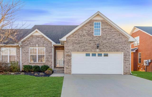 19 Townsend Way, Clarksville, TN 37043 (MLS #RTC2116861) :: The Easling Team at Keller Williams Realty