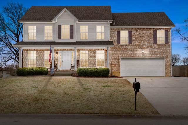 1405 Ambleside Dr, Clarksville, TN 37040 (MLS #RTC2116882) :: REMAX Elite