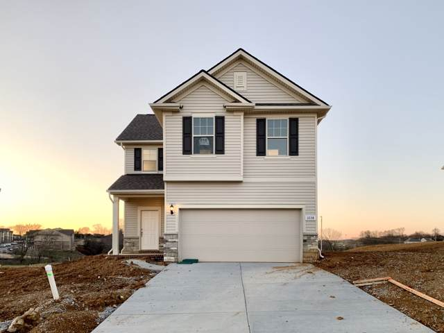 1034 Lonergan Circle #18, Spring Hill, TN 37174 (MLS #RTC2117000) :: Team George Weeks Real Estate