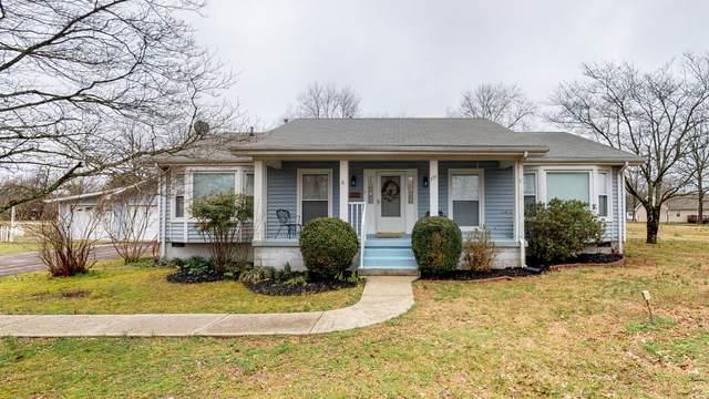 375 Oak St, Eagleville, TN 37060 (MLS #RTC2117216) :: Fridrich & Clark Realty, LLC