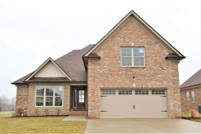 817 Ella Lane #36, Clarksville, TN 37043 (MLS #RTC2118136) :: Village Real Estate
